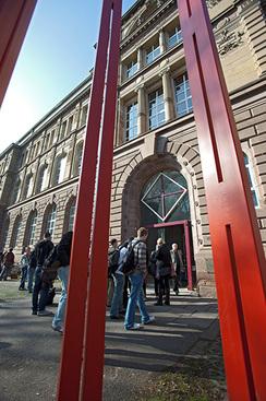 Hochschule f r technik stuttgart bachelor for Fh stuttgart architektur