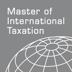 Master of International Taxation - MITax